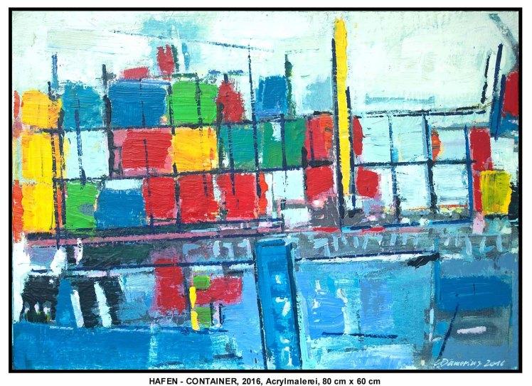 hafen-container