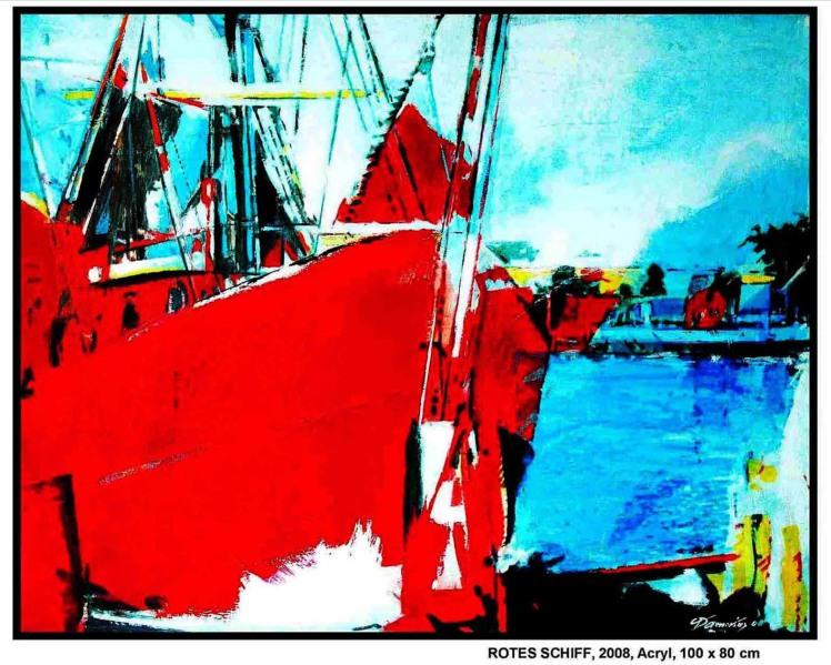 rotesschiff